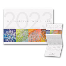 New Year & Calendar Cards